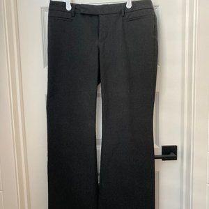GAP Modern Boot Dress Pants Charcoal/Grey
